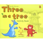 Three in a tree B Activity Book