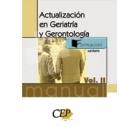 Actualización en geriatría y gerontologia II. Formación