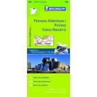 Pirineos Atlánticos/Pirineo Vasco-Navarro (zoom-verde) 144 1/150.000