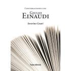 Conversaciones con Giulio Einaudi