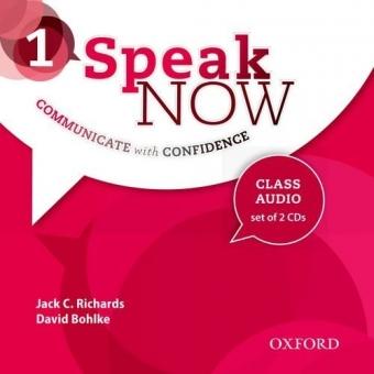 Speak Now: 1: Class Audio CDs