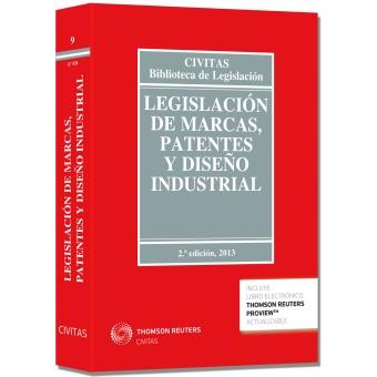 Legislación de marcas, patentes y diseño industrial