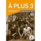 À plus 3. A2.2 Cuaderno de ejercicios + CD