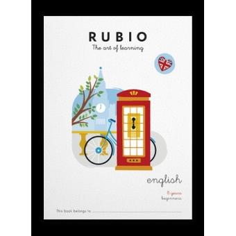 Rubio. The Art of learning. English 8 Years Beginners