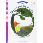 Young ELI Readers - The fox and the grapes + Multi-ROM - Stage 2 - A1 Starters/Movers