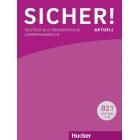 Sicher! Aktuell B2.1 + B2.2 - Lehrerhandbuch Paket