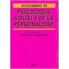 Diccionario de psicología social y de la personalidad
