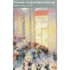 Primeras vanguardias artísticas. Textos y documentos