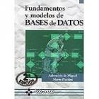 Fundamentos y modelos de bases de datos