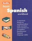 Basic spanish workbook