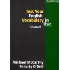 Test your English Vocabulary in Use Advanced