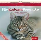 Für Katzenfreunde. Kalender 2009