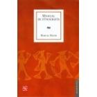 Manual de etnografía