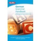 German Grammar Berlitz Handbook