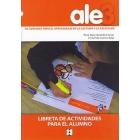 ALE 3 Actividades para el aprendizaje de la lectura y la escritura