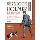Sherlock Holmes Anotado. Las novelas