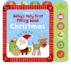 Christmas (Baby's Very First Noisy Books) (Baby's Very First Sound Books)
