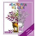 Arteterapia del color.Flores y plantas