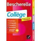 Bescherelle Français collège: nouveaux programmes 6e, 5e, 4e, 3e