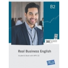 Real Business English B2 Student's Book with CD