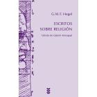 Escritos sobre religión (Edición de Gabriel Amengual)
