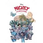 Mickey a lo largo de los siglos.