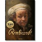 Rembrandt. Obra pictórica completa