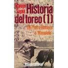 Historia del torero (1). De Pedro Romero a 'Manolete'