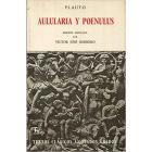 Aululalia y Poenulus .(Texto latino anotado por Victor José Herrero)