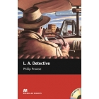 L. A. Detective (Starter Level) + Audio CD