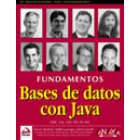 Fundamentos Bases de datos con Java