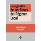 Ley reguladora de las bases de regimen local
