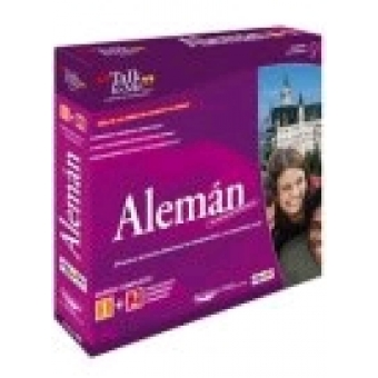 Talk to me: Alemán 1+2 (principiante-intermedio-avanzado) CD-ROM