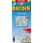 Plano Dresde/Dresden 1:10.000/1:20.000