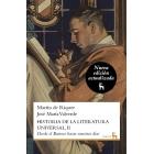 Historia de la literatura universal, vol. II: desde el Barroco hasta nuestros días