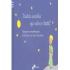 Tindràs estrelles que saben riure! Pensaments reconfortants d'Antoine de Saint-Exupéry