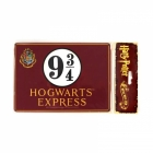 Tin Sign Small Harry Potter Hogwarts Express