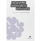 Les grandes notions de la philosophie