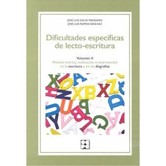 Dificultades especificas de lecto-escritura - Volumen 2