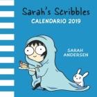 Sarah's scribbles calendario 2019