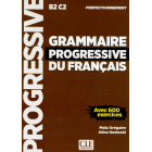 Grammaire Progressive du Français - Niveau Perfectionnement .Corrigés (B2-C2)