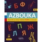 Azbouka Apprendre Ou Reviser l'Alphabet Russe en S'Amusant A1 avec Fichiers Audio