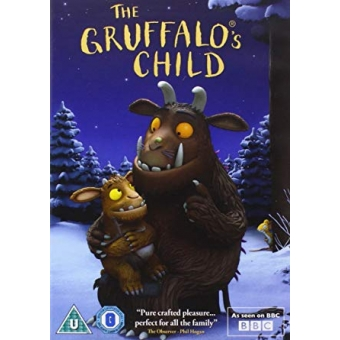 The Gruffalo's Child (DVD)