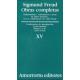Sigmund Freud. Obras completas, Vol. 15 : Conferencias de introducción al psicoanálisis (partes I y II) (1915-1916)