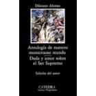 Antología de nuestro monstruoso mundo/ Duda y amor sobre el Ser Supremo (Ed. del autor)