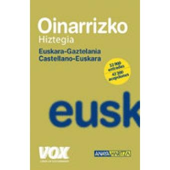Oinarrizko Hiztegia euskera-castellano/castellano-euskera