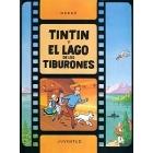 Las aventuras de Tintín. Tintin y el lago de los tiburones