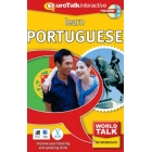 Wolrd Talk :   Aprenda Portugués.  Nivel intermedio.  CD-ROM