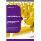 Cuerpo de profesores de Enseñanza Secundaria Matemáticas. Temario Vol II
