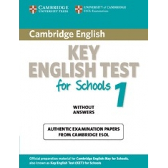Key English Test for Schools 1 (without answers)